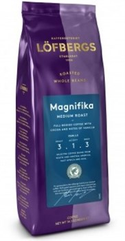 "Кофе в зернах Löfbergs coffee ""Magnifika"" - фото 5007"