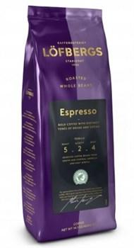 """Кофе в зернах Löfbergs coffee """"Espresso"""" - фото 5008"""