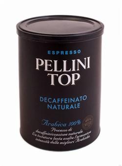 "Кофе молотый Pellini ""TOP decaffeinato (без кофеина)"" - фото 5024"
