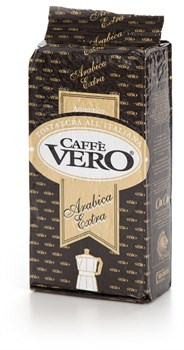 "Кофе молотый Caffe Vero ""Arabica nero"" - фото 5218"