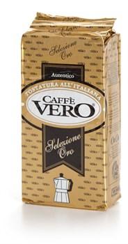 """Кофе молотый Caffe Vero """"Selezione oro"""" - фото 5219"""