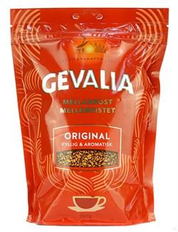 """Кофе растворимый Gevalia """"Melan ROST Original"""" (мягкая упаковка) - фото 5708"""