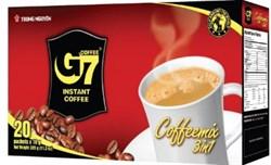 """Кофе растворимый Trung Nguyen """"G7 3 в 1"""" - фото 5820"""