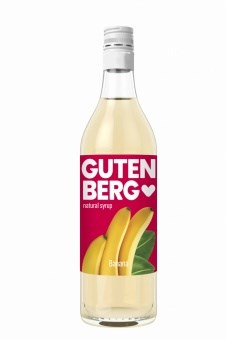 "Сироп Gutenberg ""Банан"" - фото 6406"