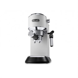 Кофеварка рожковая DeLonghi EC685.W белая - фото 7136