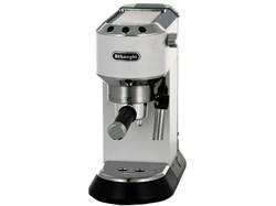 Кофеварка рожковая DeLonghi EC685.M серебристый - фото 7495