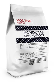 "Кофе в зернах Modena ""Гондурас Сан Маркос"" - фото 7576"