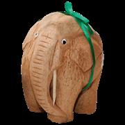 """Чай зеленый в кокосовом орехе """"Слон"""""""