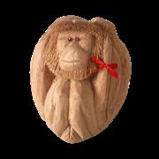"""Чай черный в кокосовом орехе """"Три обезьяны"""" (ничего не вижу, ничего не слышу, ничего не скажу)"""