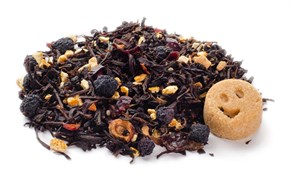 """Черный ароматизированный чай """"Праздничный"""""""