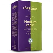 "Кофе молотый Löfbergs coffee ""Medium Roast"""