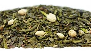 """Чай зеленый ароматизированный """"Жасминовый премиум"""""""