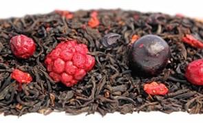 """Черный ароматизированный чай """"Русский чай"""""""