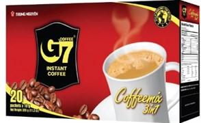 """Кофе растворимый Trung Nguyen """"G7 3 в 1"""""""