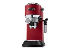 Кофеварка рожковая DeLonghi EC685 красная