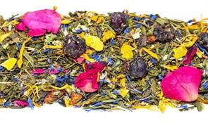 """Чай зеленый ароматизированный """"Цветочная свежесть"""""""