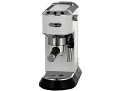 Кофеварка рожковая DeLonghi EC685.M серебристый