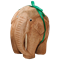 """Чай зеленый в кокосовом орехе """"Слон"""" - фото 4649"""